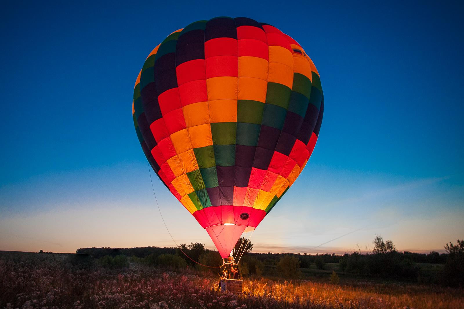 красивая картинка воздушного шара центре киева десятки